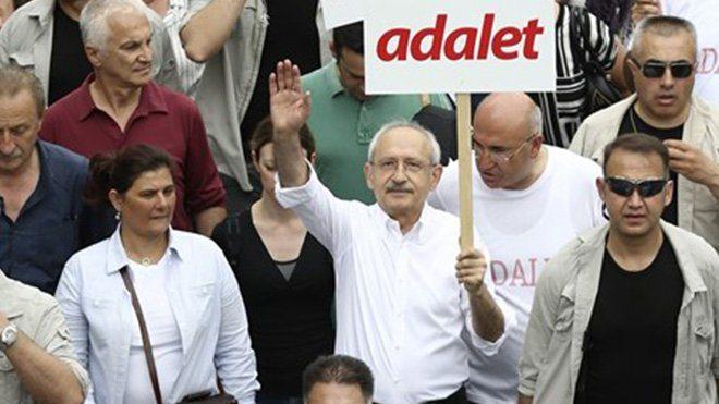 Kılıçdaroğlu: Enis Berberoğlu'nun tutuklanması bardağı taşıran son damla olmuştur