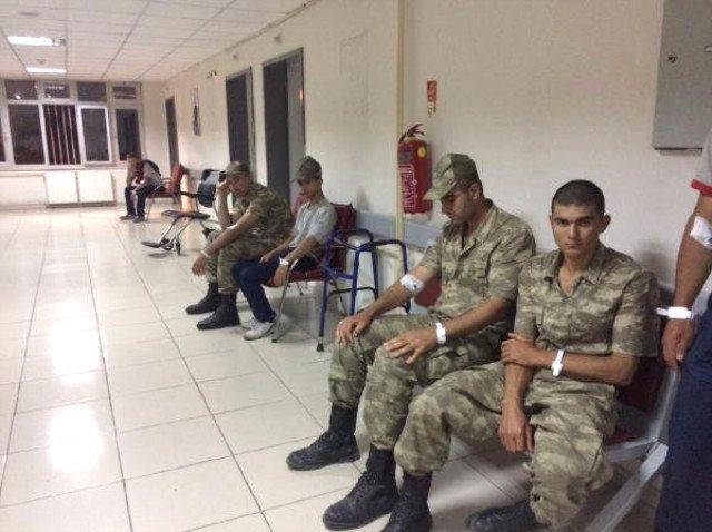 Bu sefer Edirne: Askerlerin zehirlenme vakaları devam ediyor
