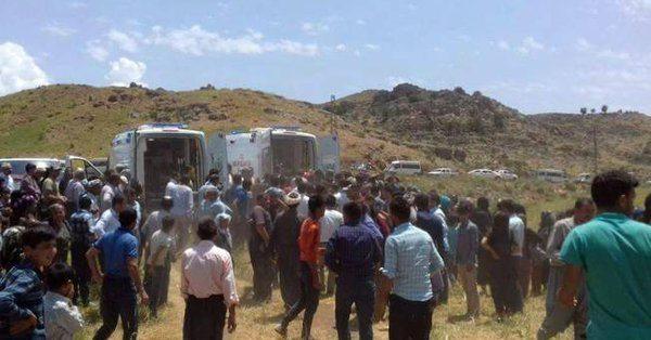 Şemdinli'de mayın patladı: 4 köylü ağır yaralı