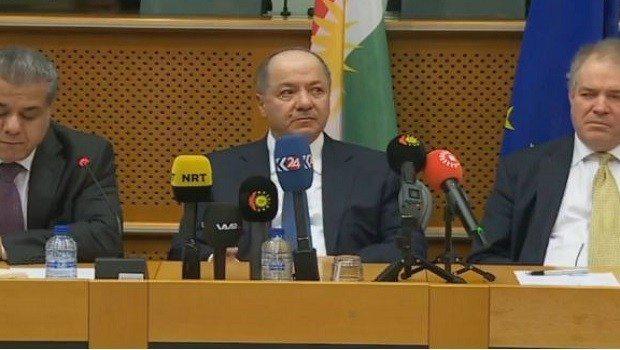 Barzani'den ilk açıklama: Kürdistan halkı bilsin ki gereken yapılacak