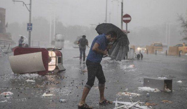 Meteoroloji'den İstanbul'a yeni uyarı: Akşam saatlerine dikkat