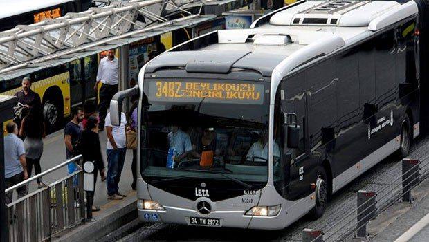 İstanbul'da toplu taşıma 15 Temmuz'da ücretsiz, bayramda ücretli
