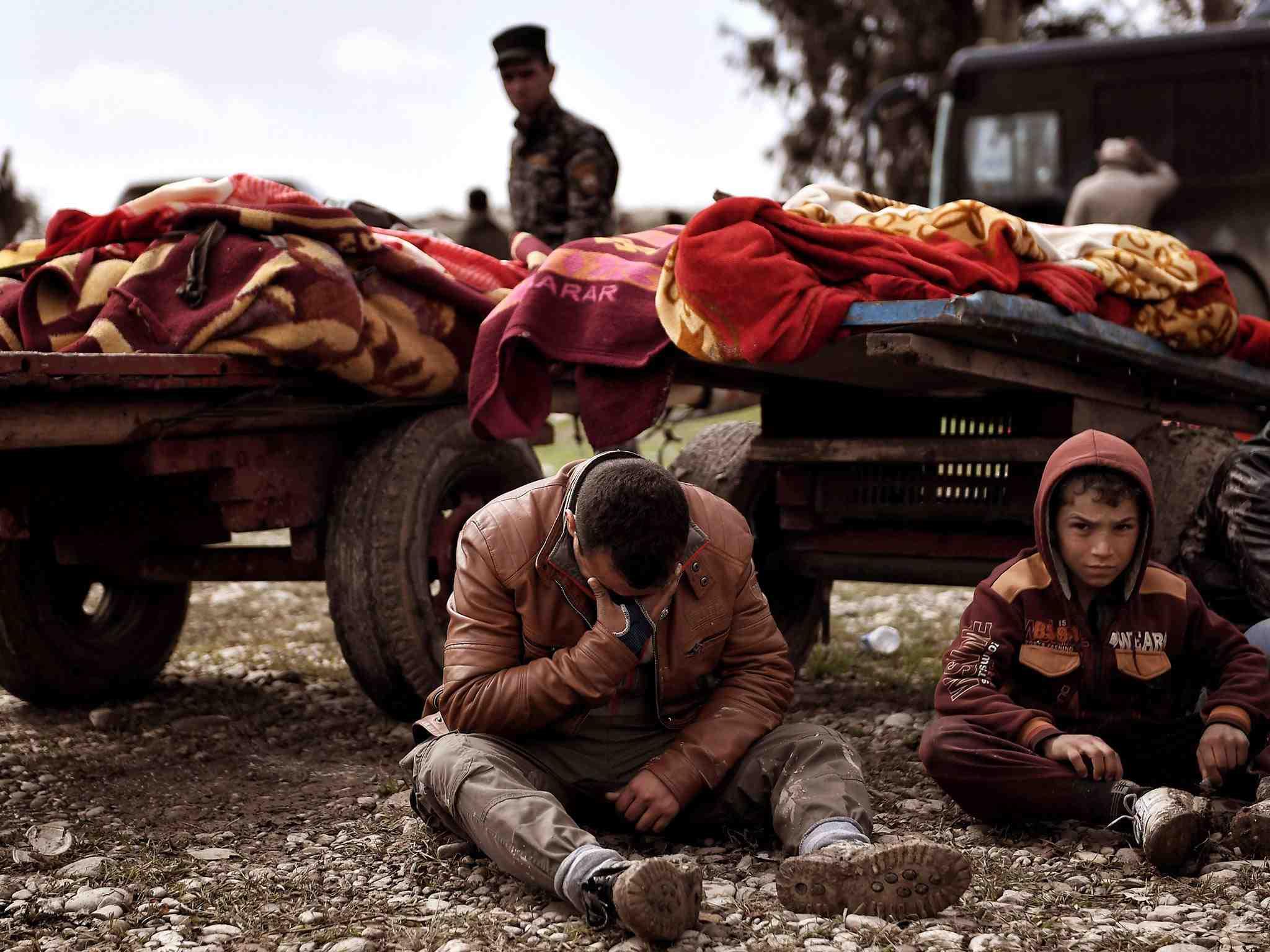 Musul operasyonunda 40 binin üzerinde sivil hayatını kaybetti
