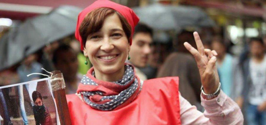 Nuriye Gülmen, serbest bırakıldı