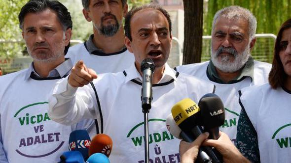 HDP Diyarbakır'daki eylemine İstanbul'da devam edecek