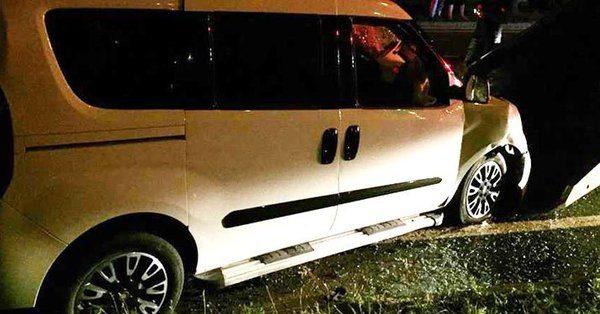 Rize'de bir araç 3 kişinin ölümüne neden oldu