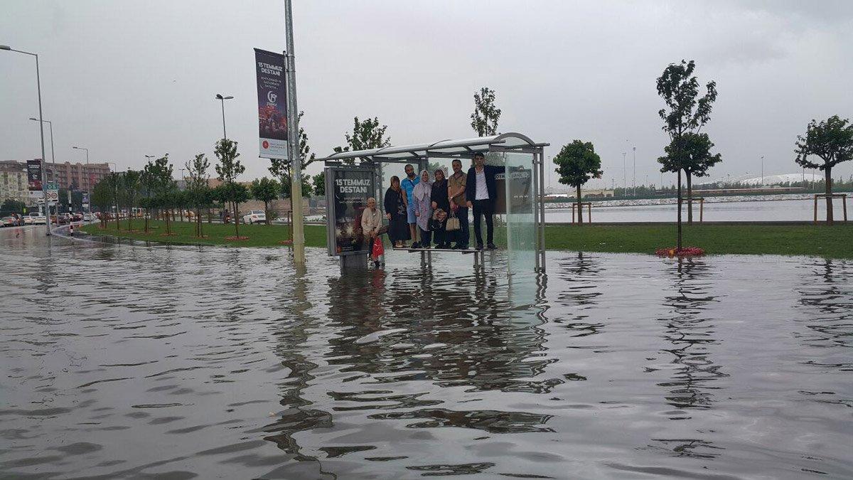 Aynı manzaralar olmasın: İstanbul'a ani yağış ve sel uyarısı
