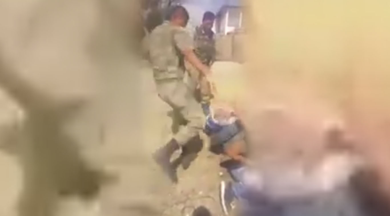 Suriyelileri darp eden askerler hakkında karar çıktı