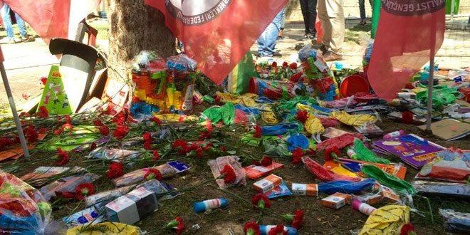 Ankara Valiliği, Suruç katliamı anmasına izin vermedi
