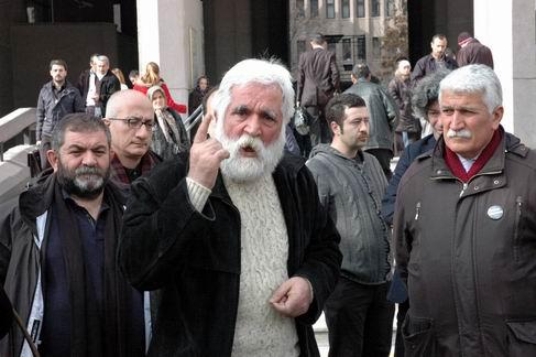 Gözaltına alınan Temel Demirer serbest bırakıldı