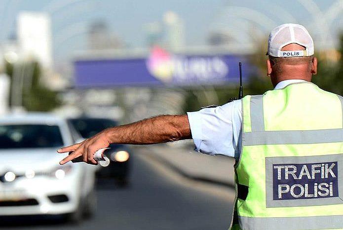 Yol durumu: İstanbul'da trafik yoğunluğu yüzde 4
