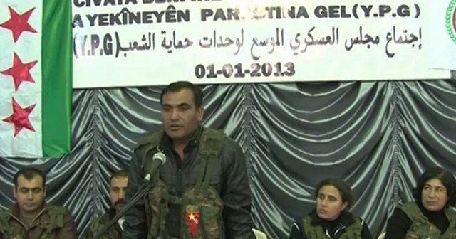 YPG Komutanı: ABD Suriye'nin doğusunda istediği yere üs inşa edebilir