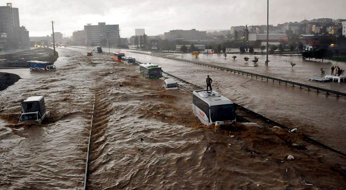 NASA'dan Türkiye'ye uyarı: Daha çok sel ve kuraklık yaşayacaksınız