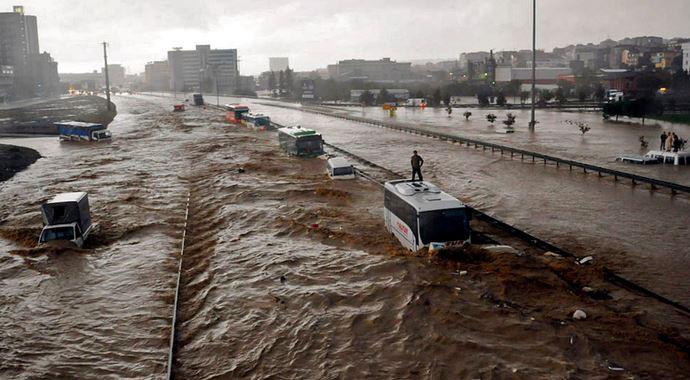 AKOM'dan İstanbul'un 4 ilçesine son dakika uyarısı