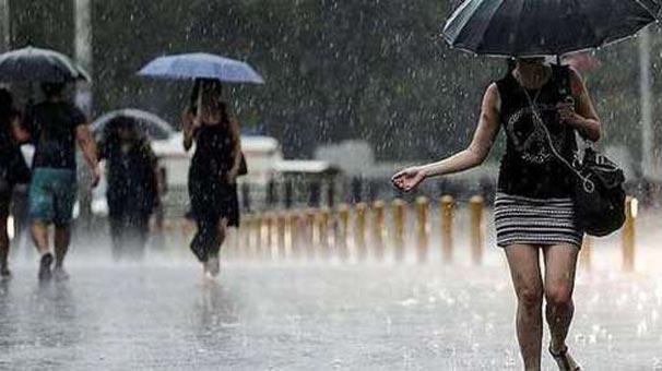 İstanbul'a yağmur müjdesi