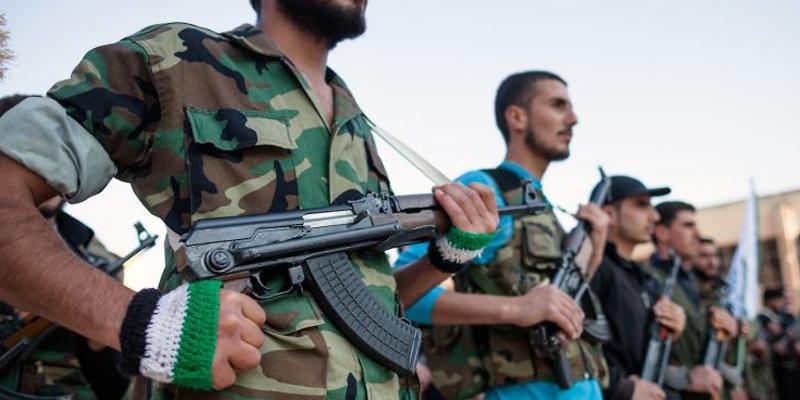 Peşmerge Suriye'de cihatçı ÖSO'ya katılıyor