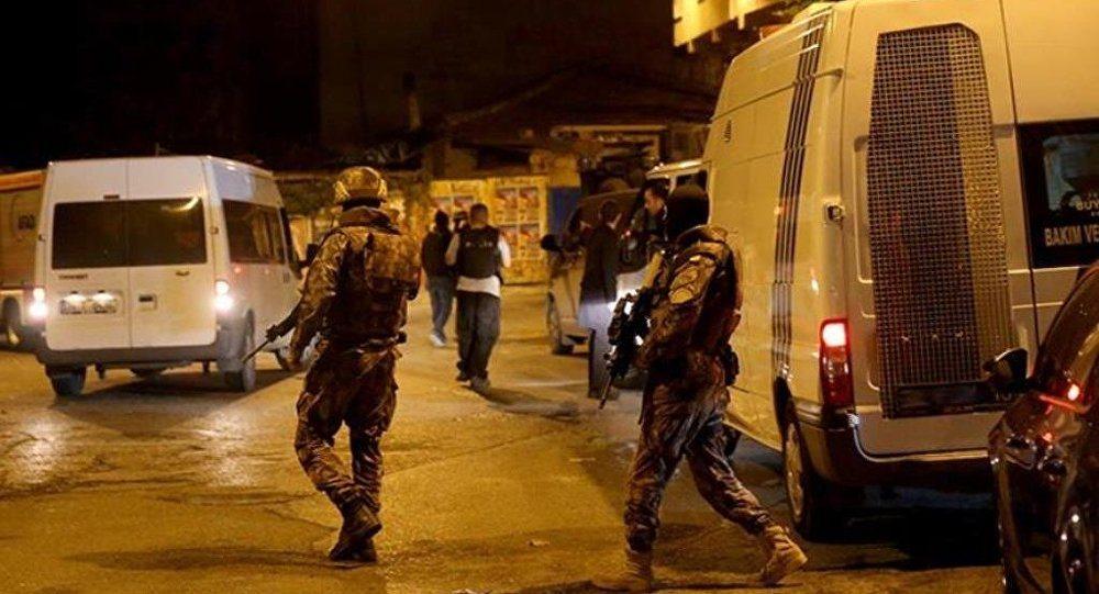 Diyarbakır'da El Nusra operasyonu: Gözaltılar var