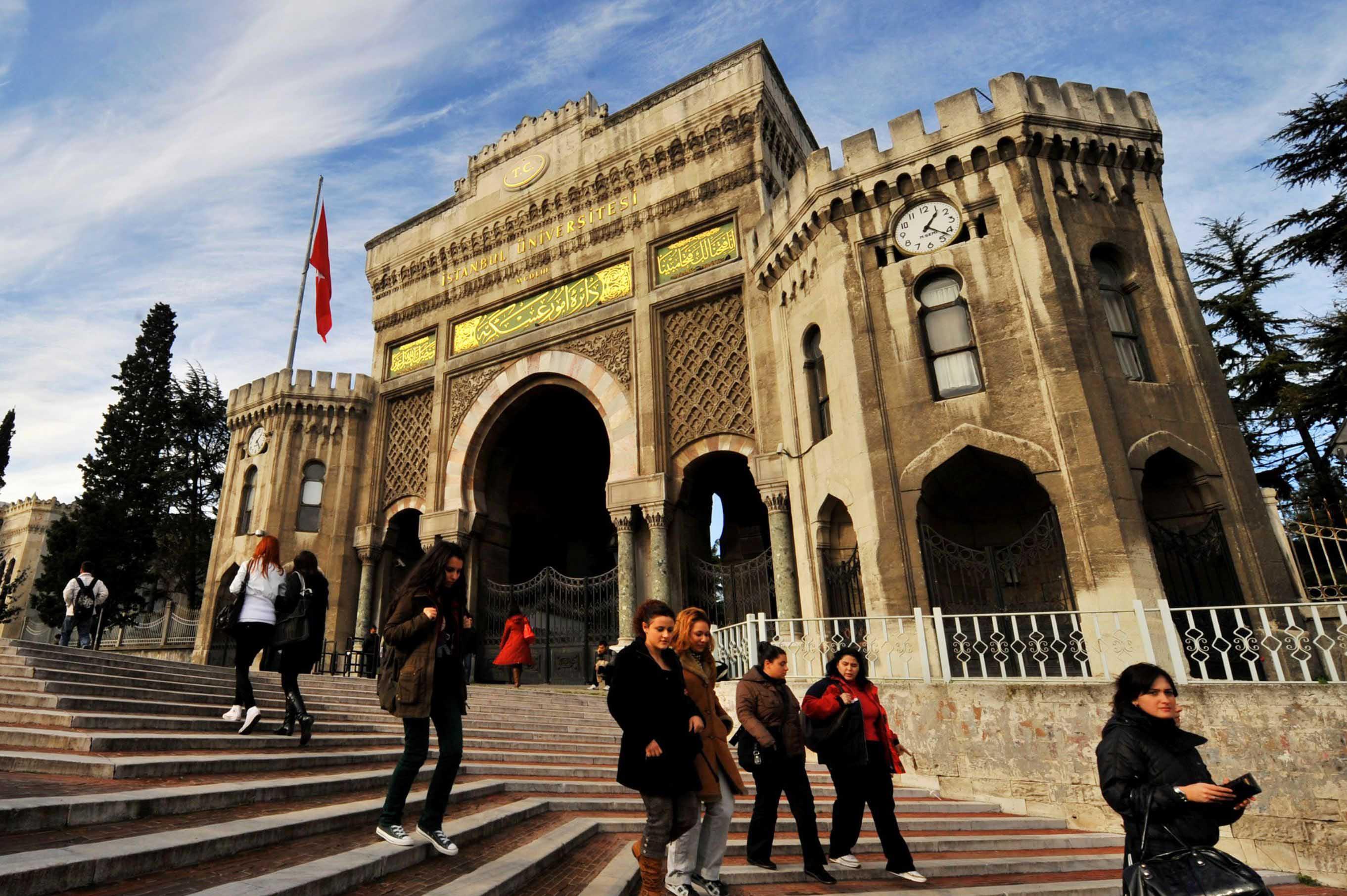 İstanbul Üniversitesi'nde 'FETÖ' operasyonu: 6 gözaltı