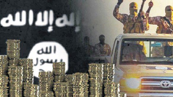 IŞİD ABD'deki militanlarına bakın nasıl para gönderiyormuş