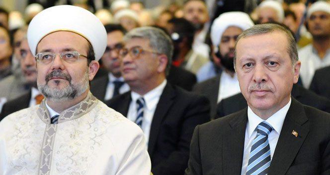 Erdoğan'dan Diyanet'e eleştiri: FETÖ konusunda eksikleri var