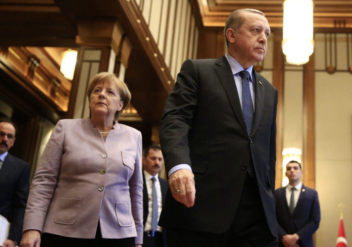 PUSULA | Emperyalist Almanya ile işbirlikçi AKP'nin serüveni