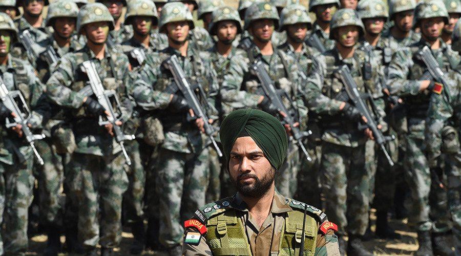 Çin'den Hindistan'a sert tepki: Derhal askerlerinizi bölgeden çekin