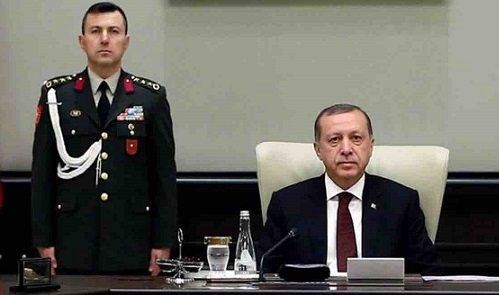 Erdoğan'ın başyaveri Yazıcı: İstesem Cumhurbaşkanına suikasti ben yapardım