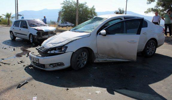 HDP'li vekilin aracı kaza yaptı