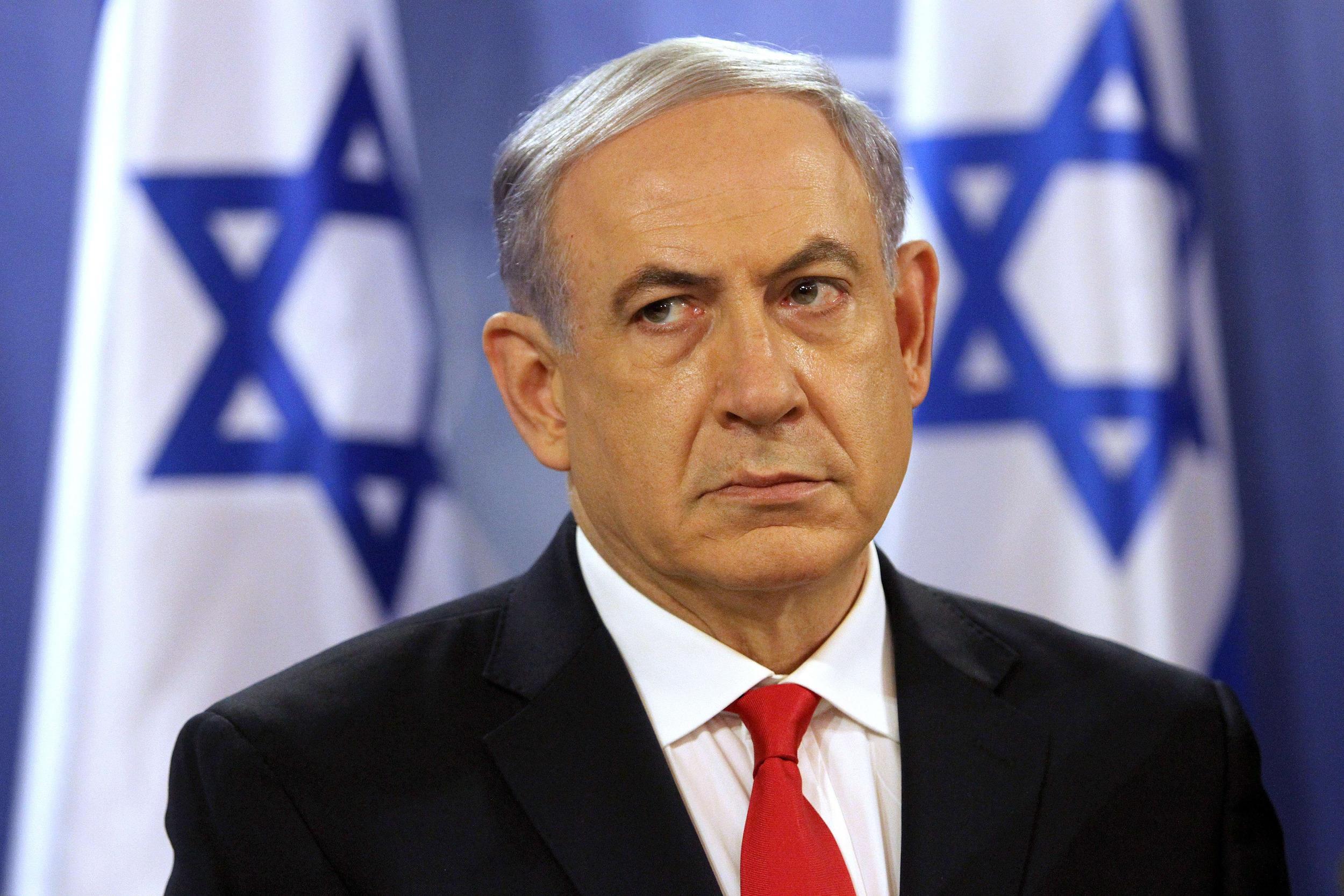 Binyamin Netanyahu ile ilgili görsel sonucu