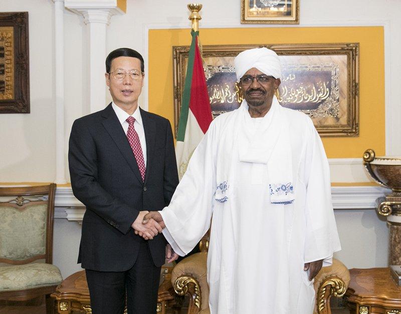 Çin'den Sudan'a 100 milyon dolarlık yardım