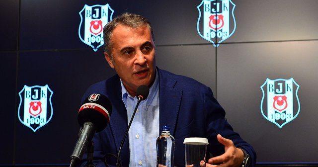 Beşiktaş Başkanı Orman: Herkes maçı evinde izlesin ve dua etsin