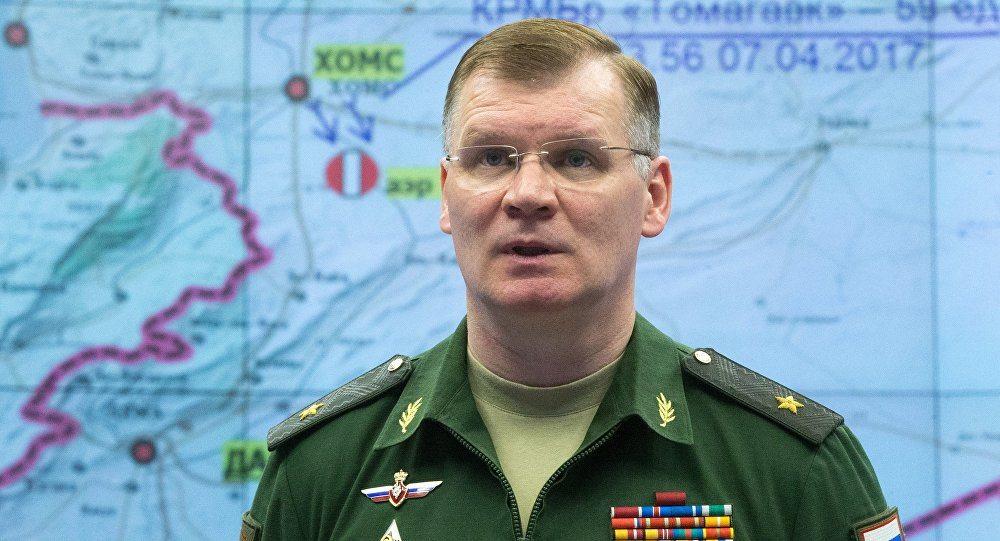 Rusya: ABD ve ÖSO yeni bir kimyasal provokasyona hazırlanıyor