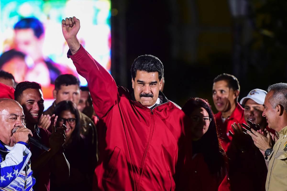 Nicolas Maduro seçime katılım oranıyla oynandığı iddialarını reddetti