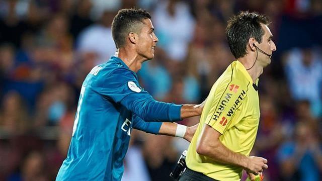 Cristiano Ronaldo'ya 5 maç men cezası