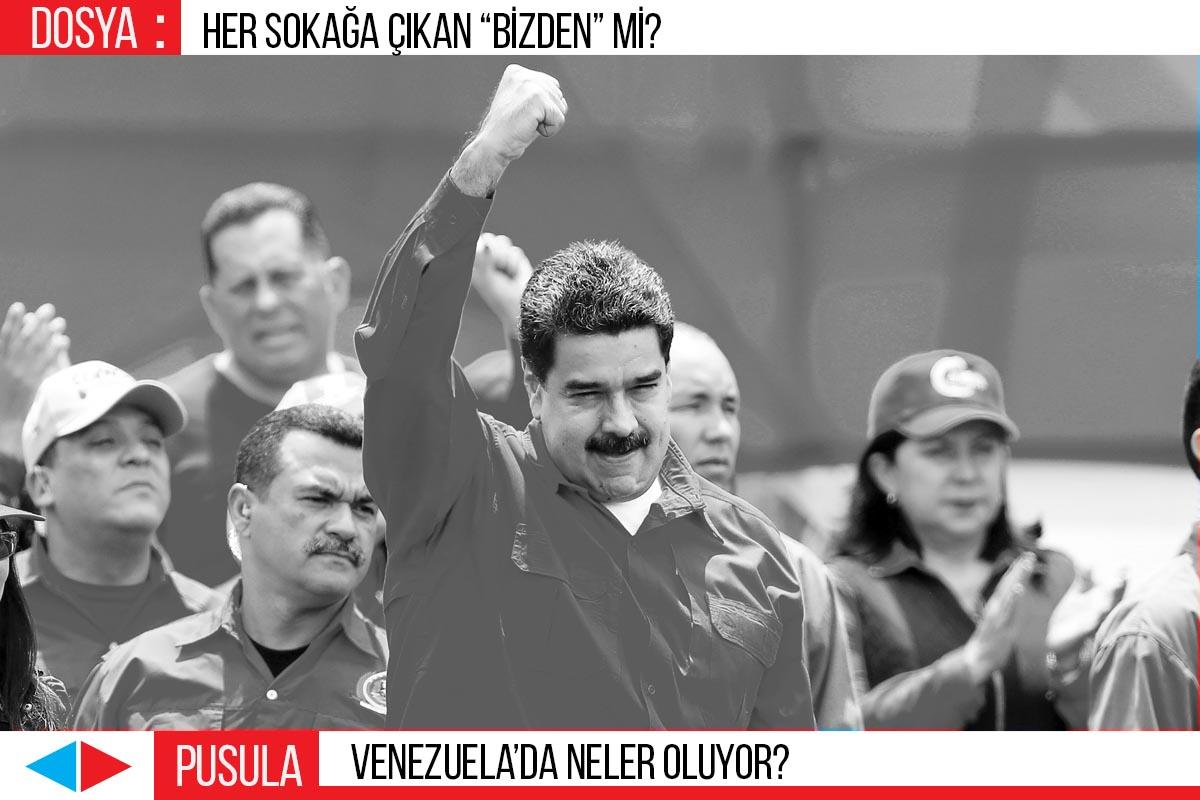 Venezuela'da neler oluyor?