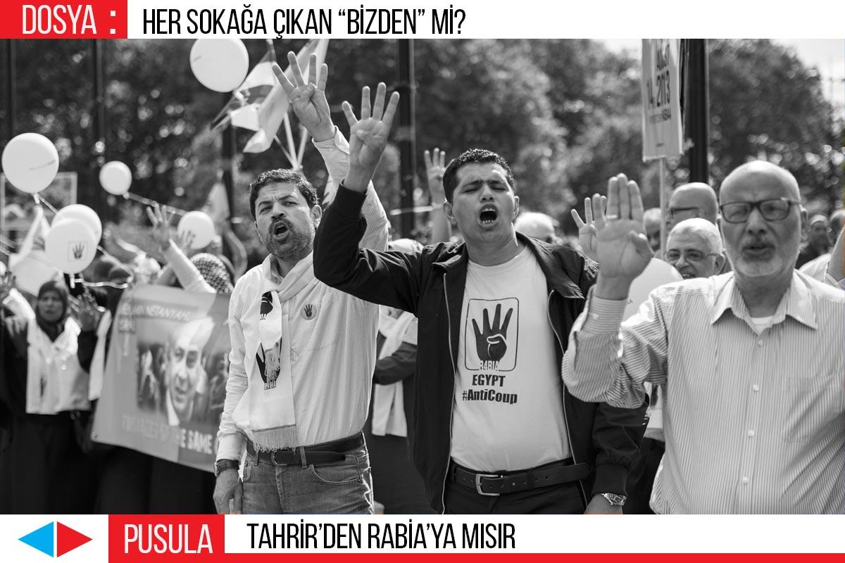 Tahrir'den Rabia'ya Mısır