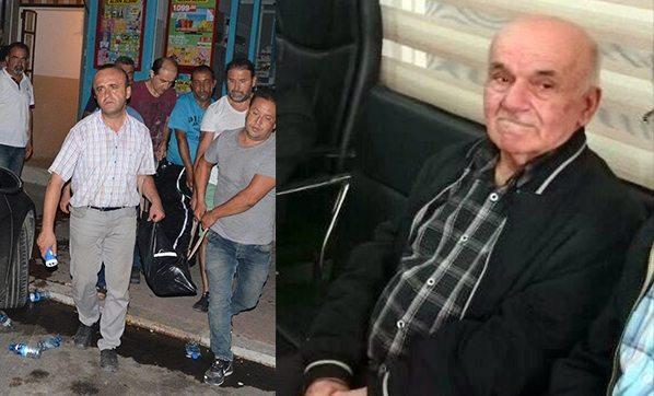 Dükkanına icra gelen 73 yaşındaki tuhafiyeci kendini astı