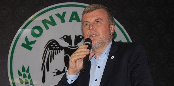 Konyaspor Başkanı'na 'ByLock'tan gözaltı