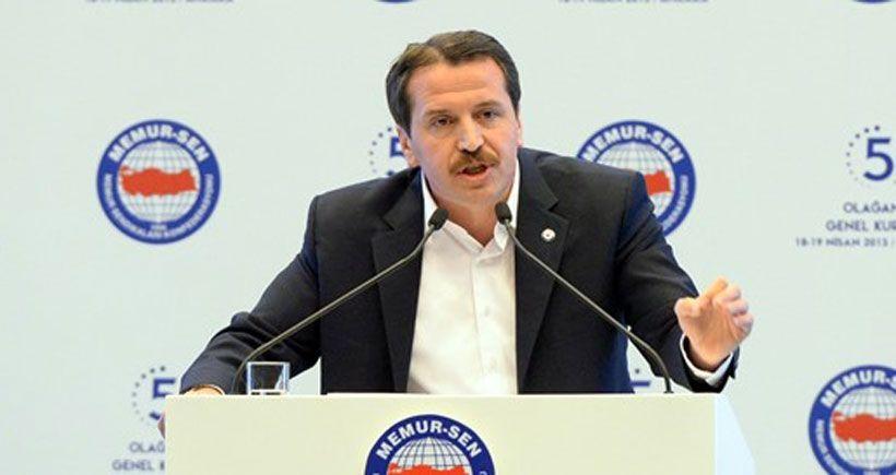 Memur-Sen Atatürk düşmanına sahip çıktı: Şeyhülislam Mustafa Sabri Efendi ümmetin bir değeridir
