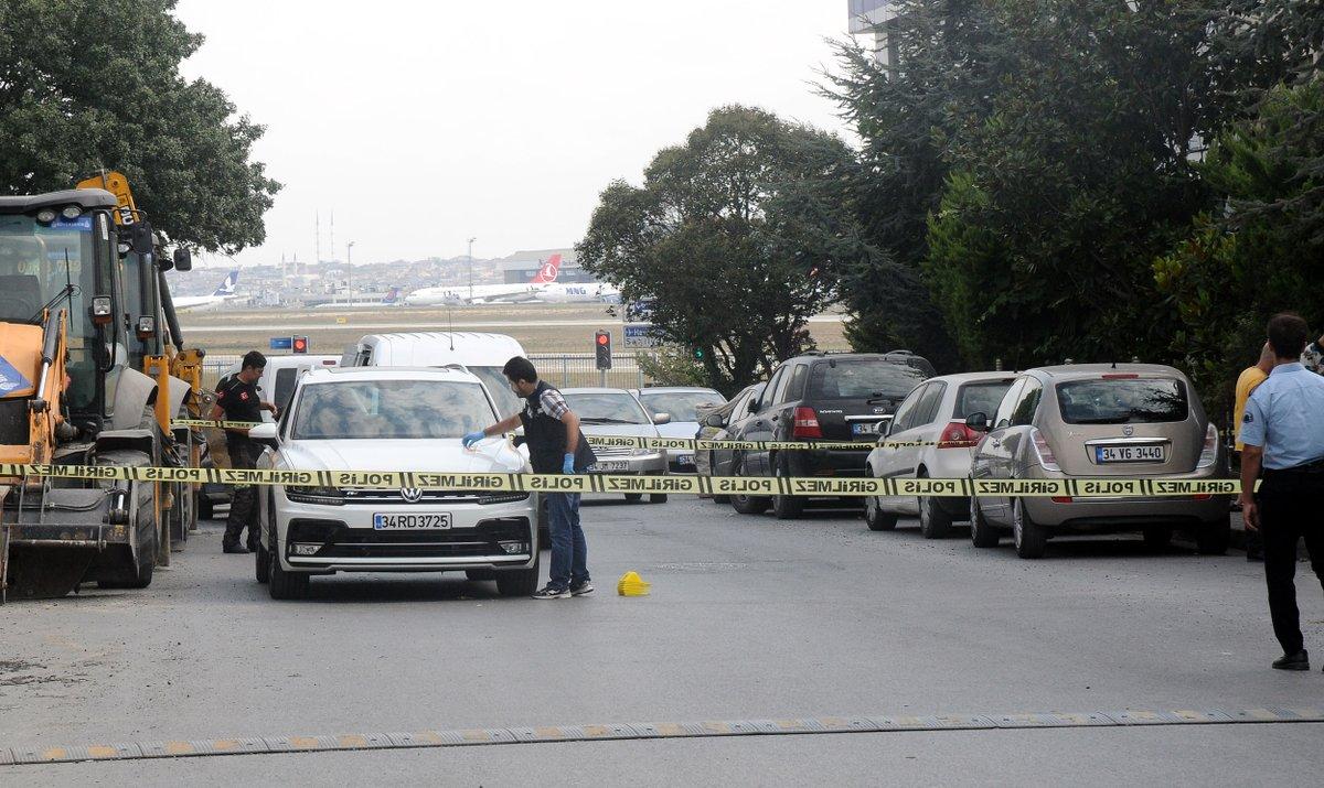 Bakırköy'de büyük soygun: Güvenlikçiyi vurup kaçtılar