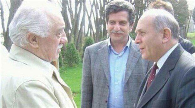Fethullah Gülen'le fotoğrafı bulunan Burhan Kuzu'ya kötü haber