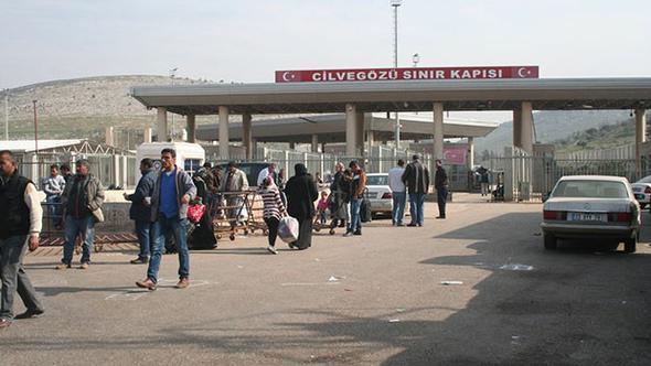 Cilvegözü Sınır Kapısı'nda geçişler sınırlandı