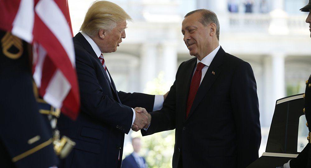 'Erdoğan ve Trump, Eylül'de yüz yüze görüşebilir'