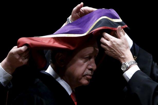 Erdoğan'ı'Nobel'ine kavuşturdular