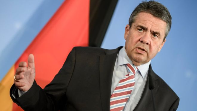 Almanya Dışişleri Bakanı: Türkiye'yi işgal edecek değiliz