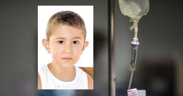 Yıl 2017: 7 yaşındaki Ulaş, Antep'te çocuk romatoloji uzmanı olmadığı için ilaç alamıyor!