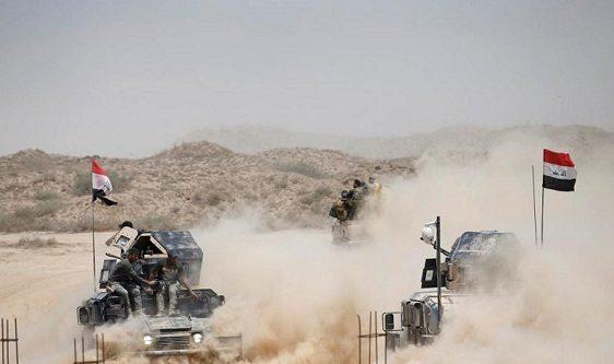 ABD Haşd eş-Şabi güçlerini vurdu: En az 40 ölü