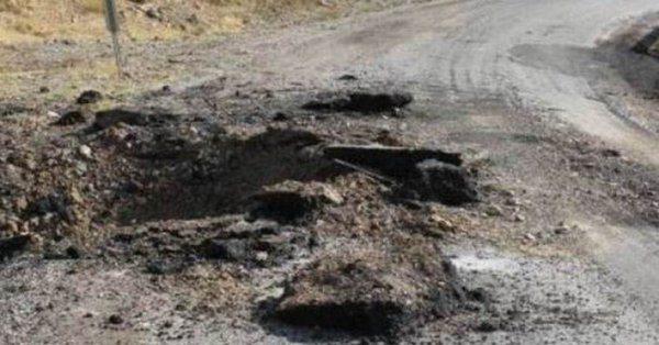 Hakkari'de patlama: Hayatını kaybedenler var