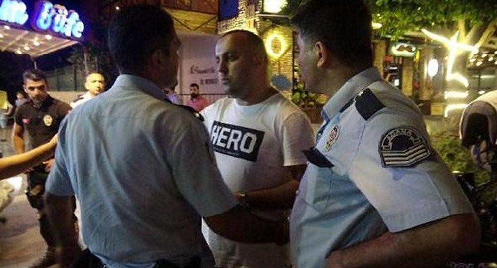 Bir 'Hero' gözaltısı daha