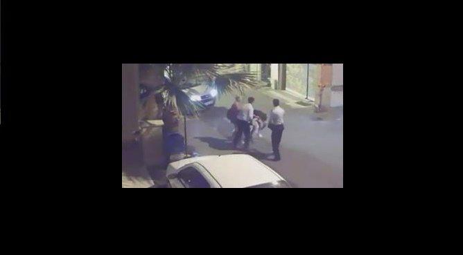 Dayakçı polis serbest!